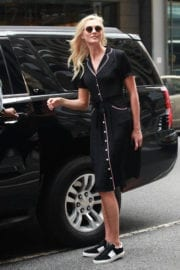 Karlie Kloss Stills Out and About in New York Images