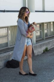 Katharine McPhee Stills Out and About in Beverly Hills