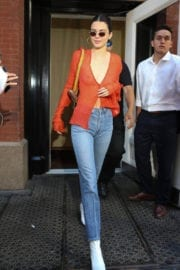 Kendall Jenner Stills Out and About in New York Images