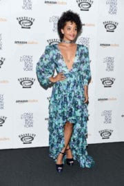 Kiersey Clemons Stills at The Only Living Boy in New York Premiere in New York