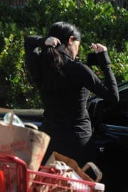Kylie Jenner Stills Out for Grocery Shopping in Los Angeles