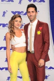 Laura Perlongo Schulman Stills at 2017 MTV Video Music Awards in Los Angeles