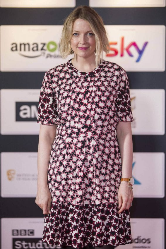 Lauren Laverne Stills at Edinburgh International TV Festival