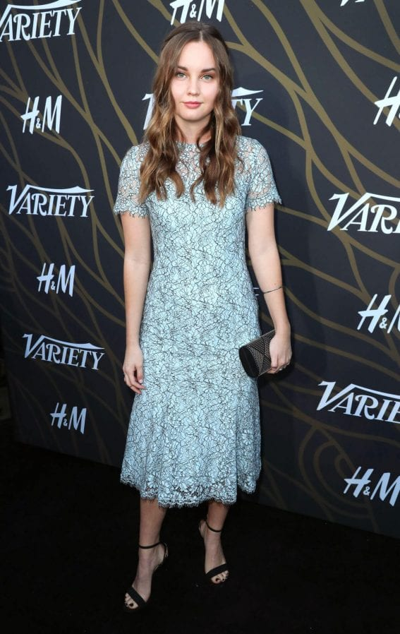Liana Liberato Stills at Variety Power of Young Hollywood in Los Angeles