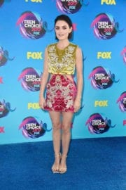 Lucy Hale Stills at Teen Choice Awards 2017 in Los Angeles