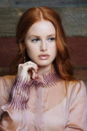 Madelaine Petsch Stills Photographed for Luca Magazine Fall 2017 Issue