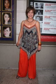 Margaret Colin Stills at Prince of Broadway Premiere in New York