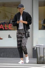 Maria Sharapova Stills Out and About in New York