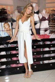 Martha Hunt Stills Introducing New Body by Victoria Collection in LA