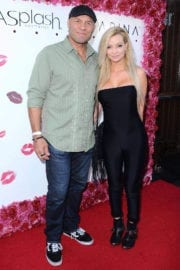 Mindy Robinson Stills at Launch Party for Karina Smirnoff Make Up Collection in Beverly Hills