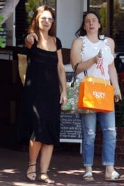 Minka Kelly Stills Out for Lunch in West Hollywood Images