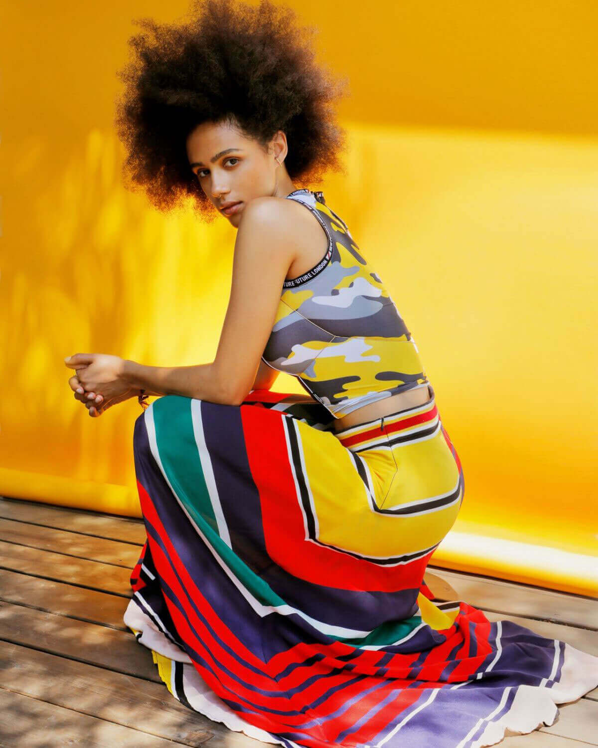 Nathalie Emmanuel Photos for Raw Pages, August 2017