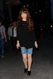 Nicola Roberts Stills at Corona Sunsets Launch in London