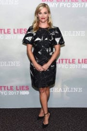 Nicole Kidman and Reese Witherspoon Stills at Big Little Lies Screening in Los Angeles Images