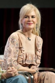 Nicole Kidman Stills at Top of the Lake: China Girl Panel at TCA Summer Tour in Beverly Hills