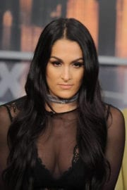 Nikki and Brie Bella Stills at Good Day New York in New York
