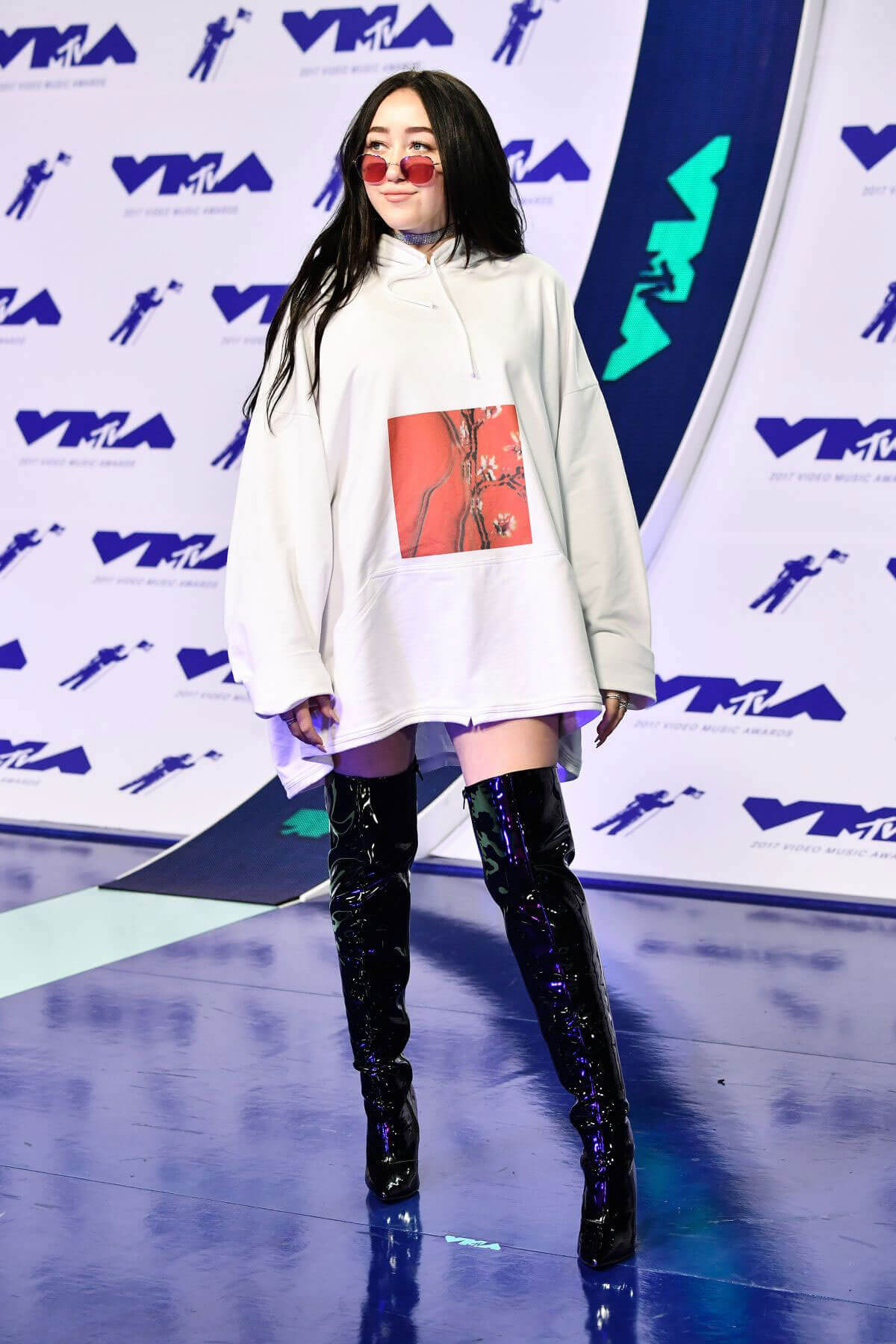 Noah Cyrus Stills at MTV Video Music Awards #VMA 2017 in Los Angeles