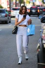 Olivia Culpo Stills Out Shopping in Beverly Hills