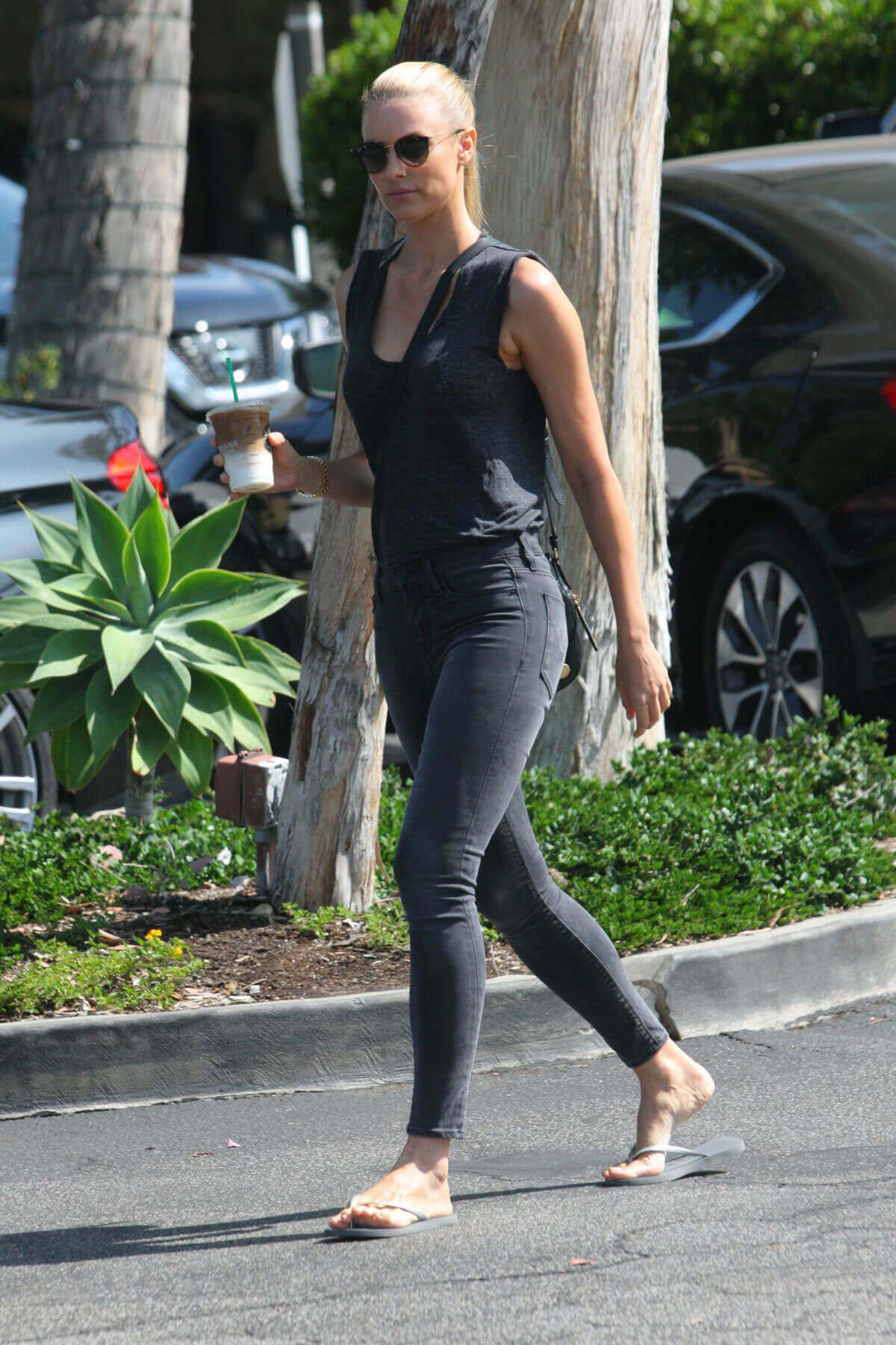 Paige butcher in spandex beverly hills new images