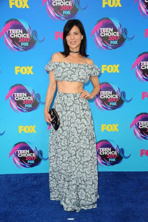 Perrey Reeves Stills at Teen Choice Awards 2017 in Los Angeles