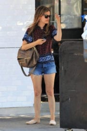Rachel Bilson Stills Out and About in Los Angeles