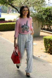 Selena Gomez Stills Out and About in Los Angeles