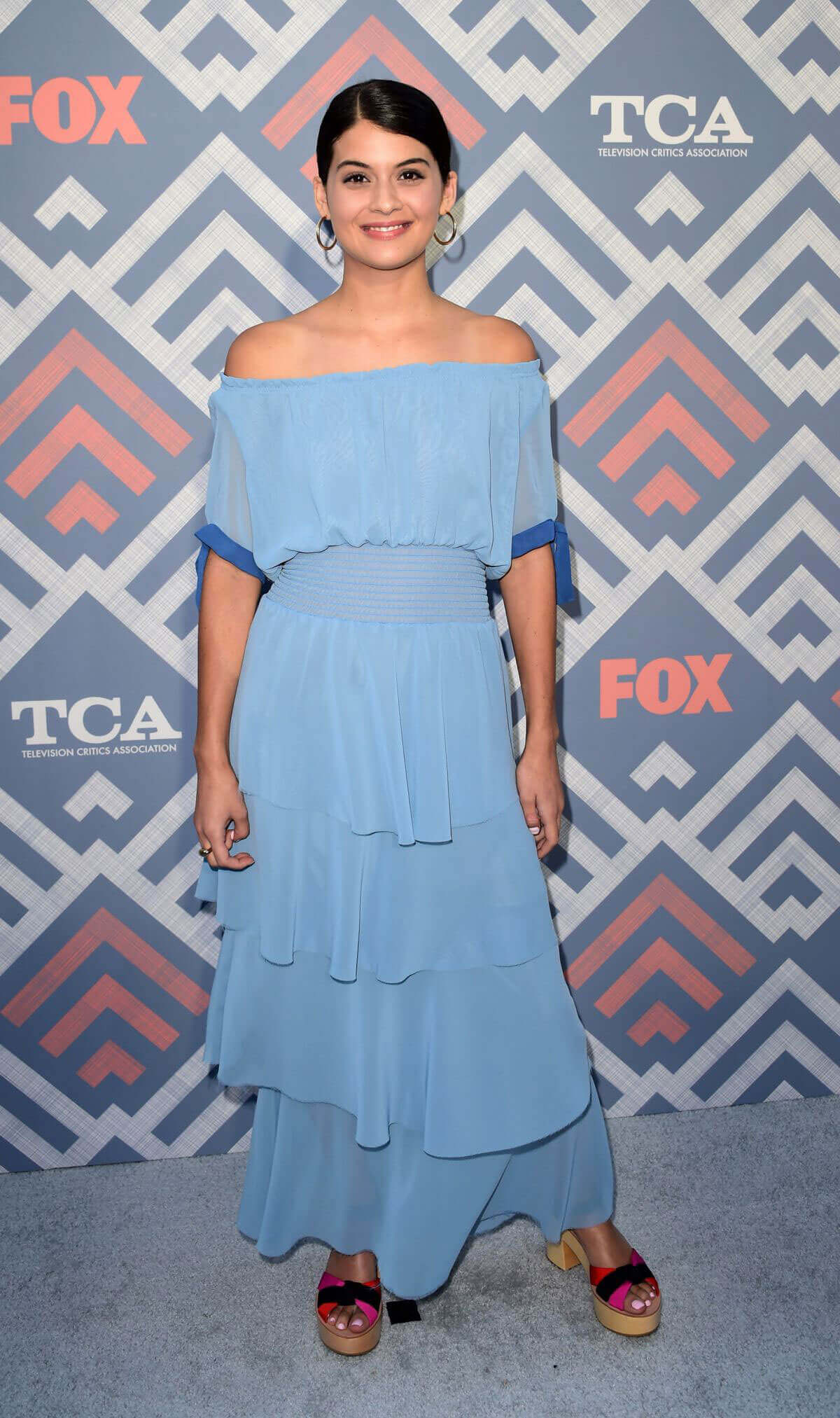 Sofia Black-D'Elia Stills at Fox TCA After Party in West Hollywood