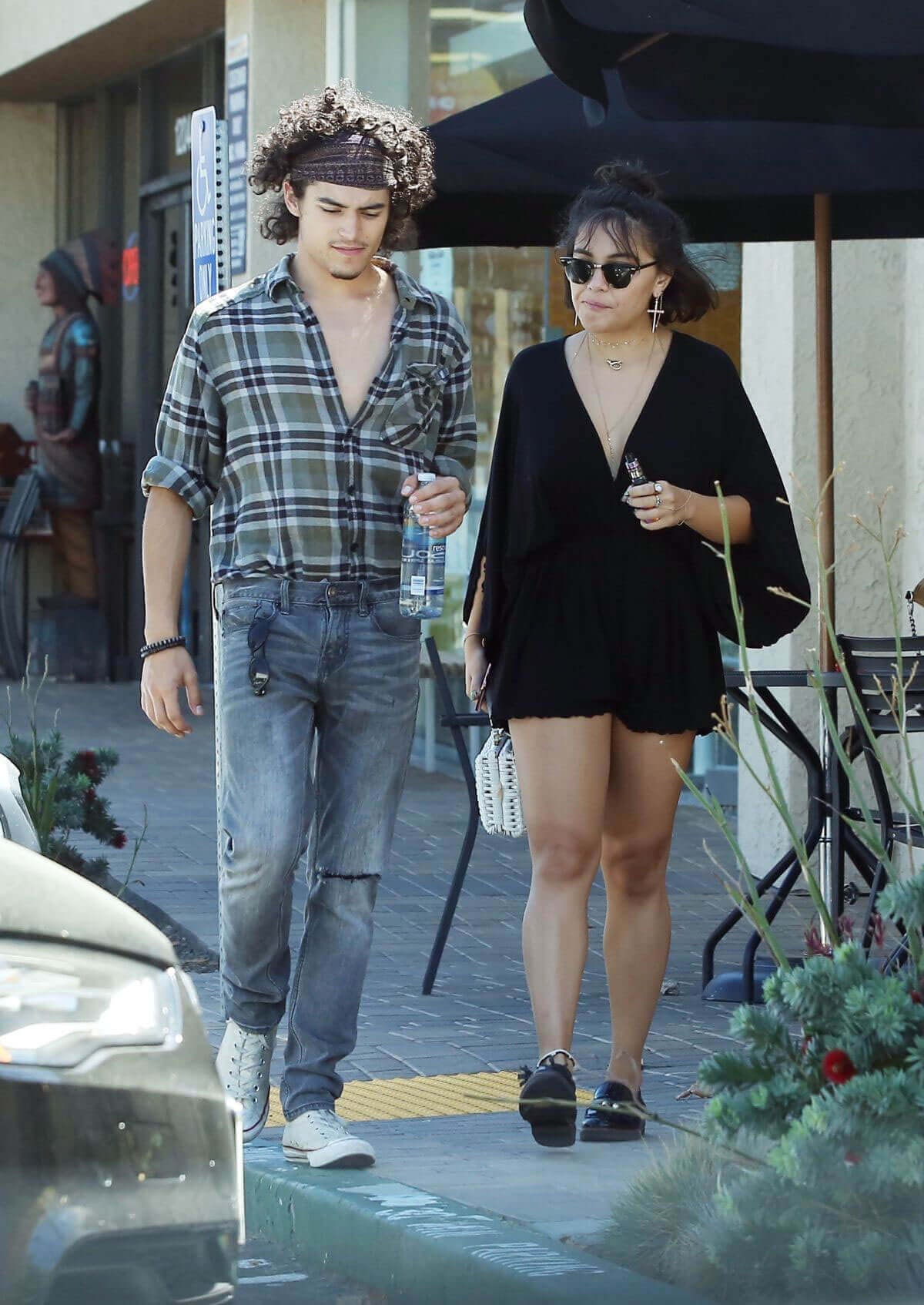 Stella Hudgens Stills Out and About in Studio City