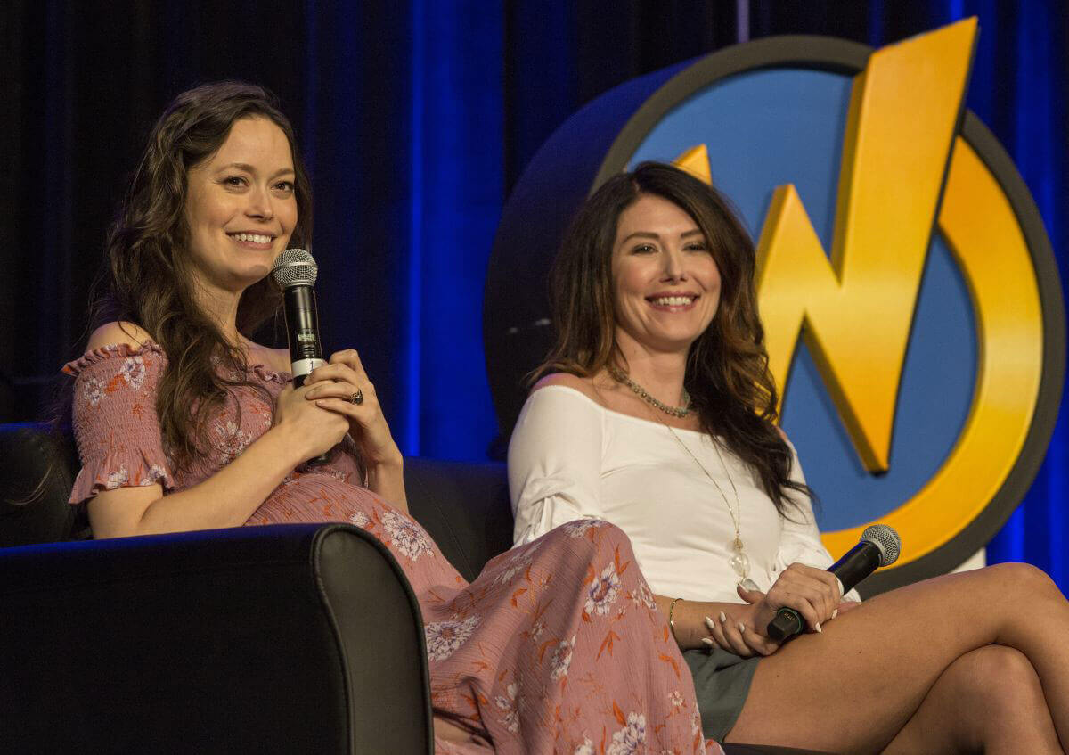 Summer Glau Stills at Wizard World Chicago 2017 in Rosemont