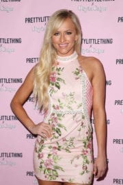 Summer Rae Stills at The Prettylittlething x Olivia Culpo Launch in Hollywood