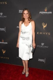 Suzanne Cryer Stills at Emmys Cocktail Reception in Los Angeles