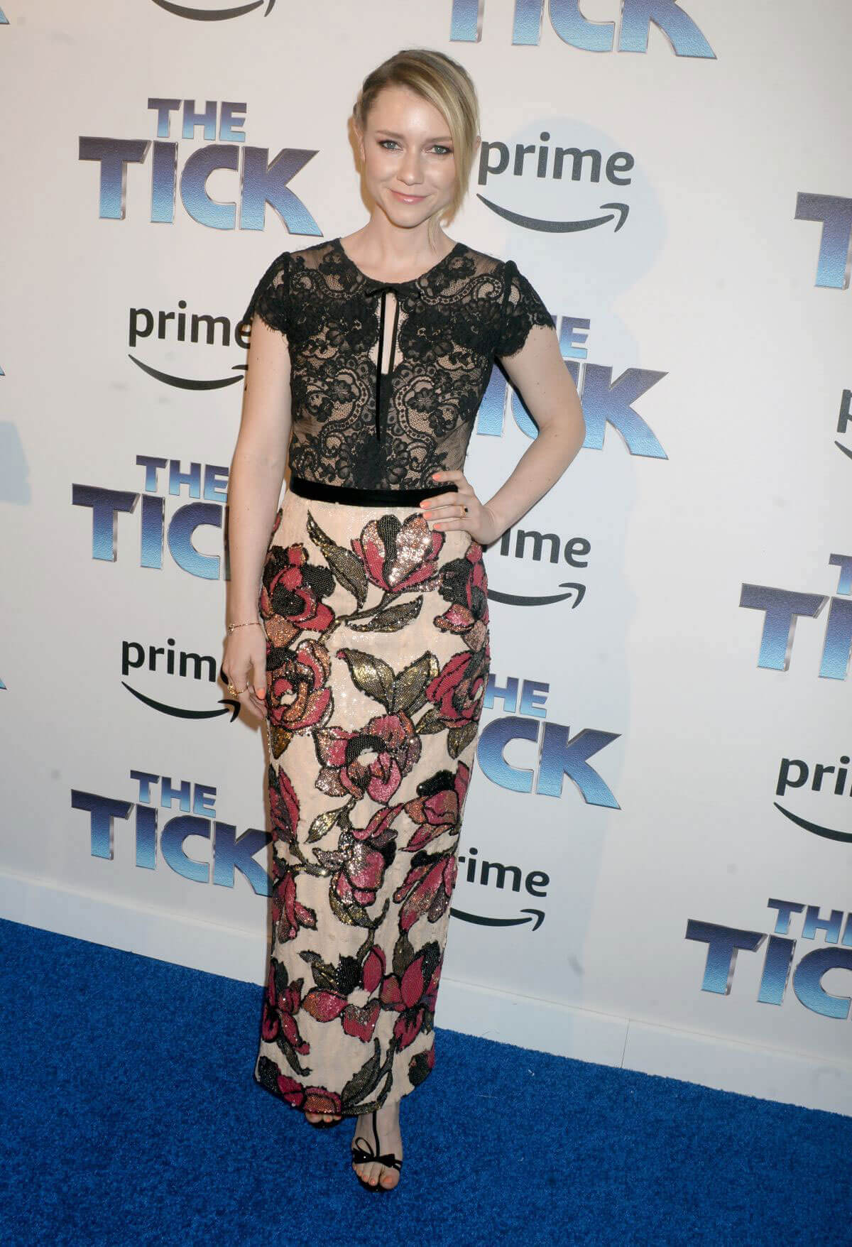 Valorie Curry Stills at The Tick Premiere in New York