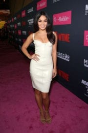 Vanessa Hudgens at Ime & Mayweather Promotions VIP Pre-fight Party in Las Vegas