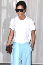 Victoria Beckham Stills Out and About in New York
