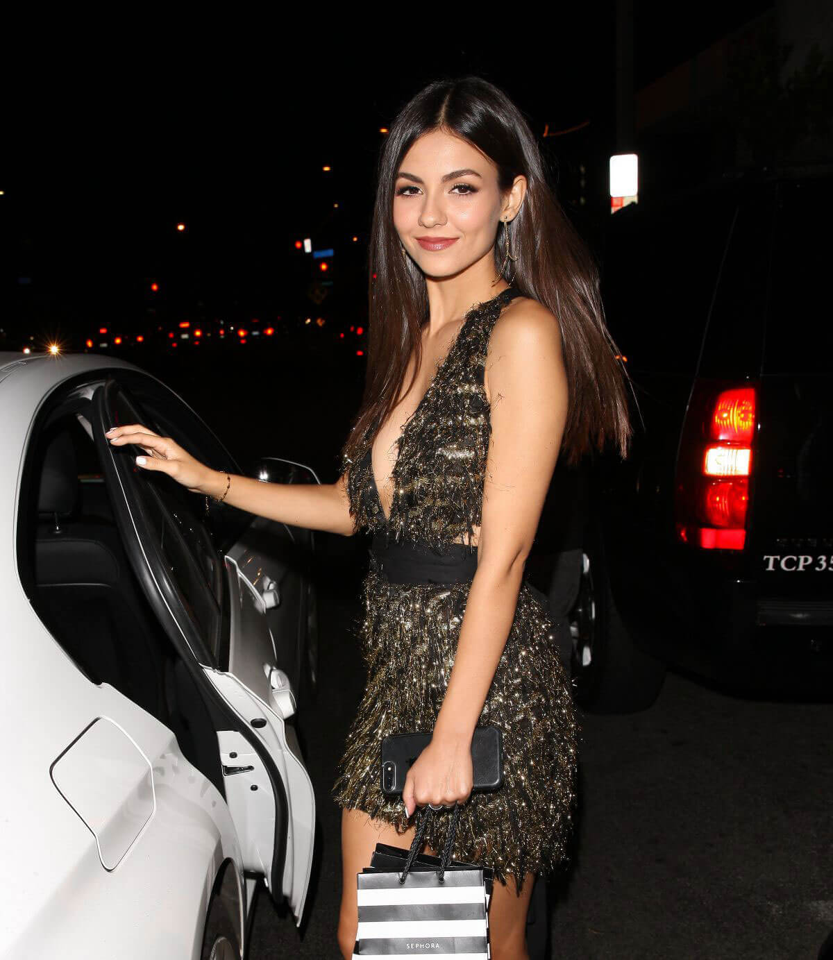 Victoria Justice Stills Out and About in West Hollywood