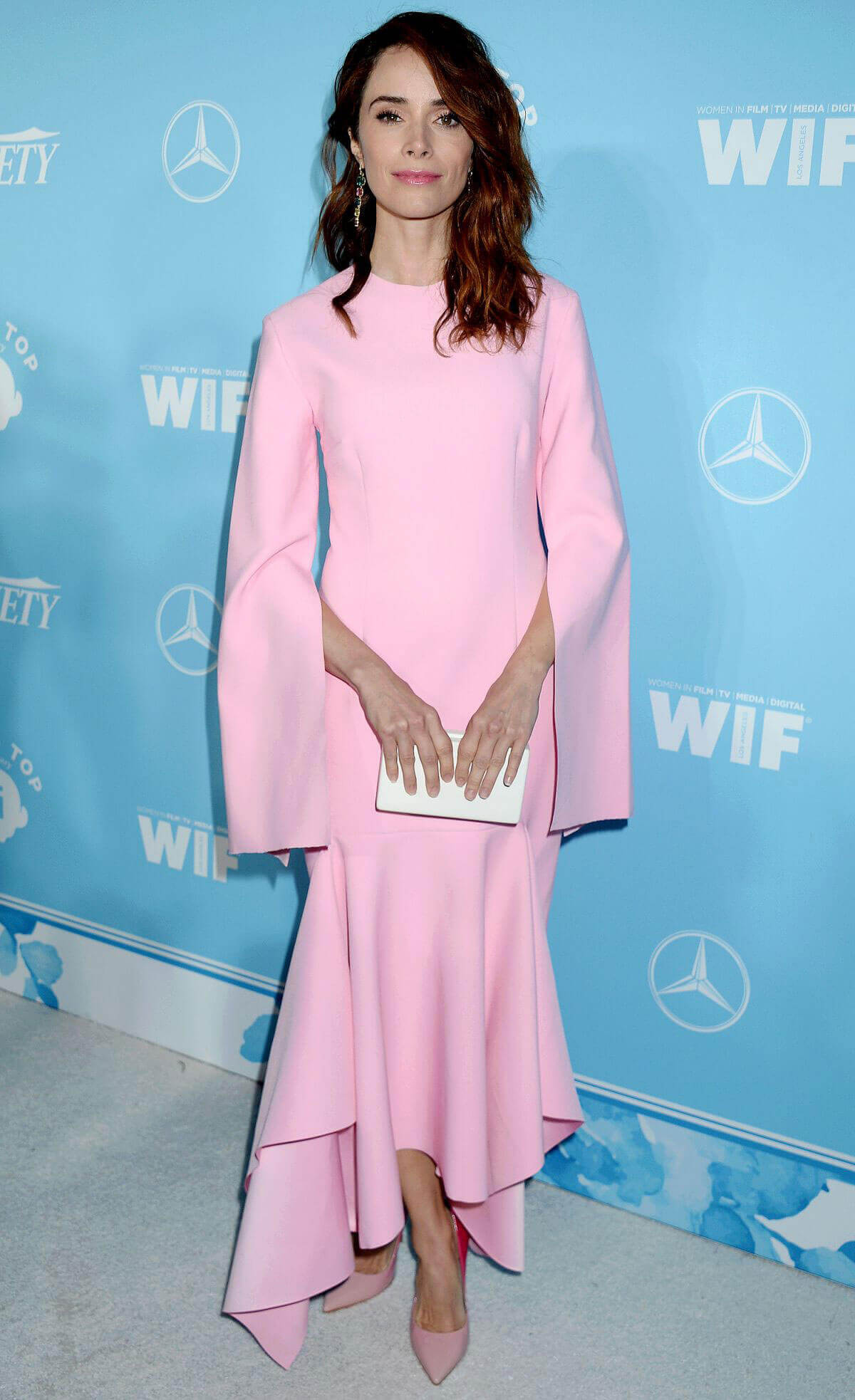 Abigail Spencer Stills at Variety & Women in Film Pre-emmy Celebration in Los Angeles