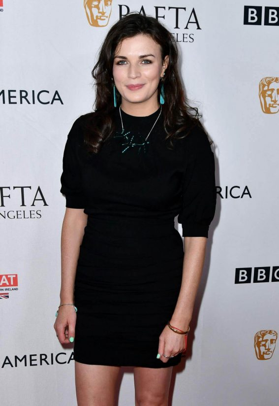 Aisling Bea Stills at BBC America Bafta Los Angeles TV Tea Party