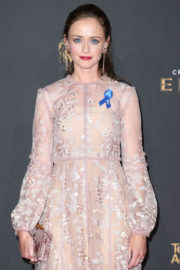 Alexis Bledel at Creative Arts Emmy Awards in Los Angeles