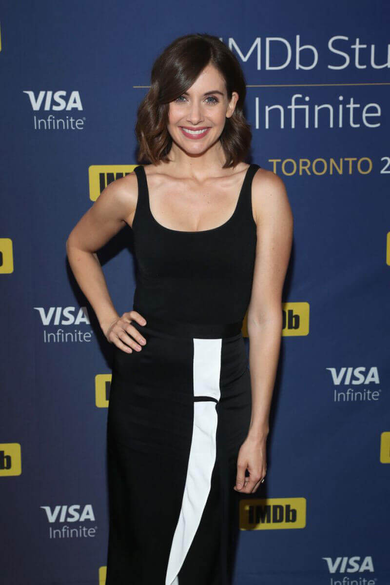Alison Brie Stills at IMDb Studio 42nd Toronto International Film Festival
