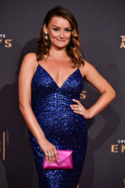 Alison Wright at Creative Arts Emmy Awards in Los Angeles