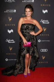 Alison Wright Stills at Television Academy 69th Emmy Performer Nominees Cocktail Reception in Beverly Hills