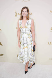 Allison Janney Stills at Hollywood Reporter and Sag-aftra Nominees Night in Beverly Hills