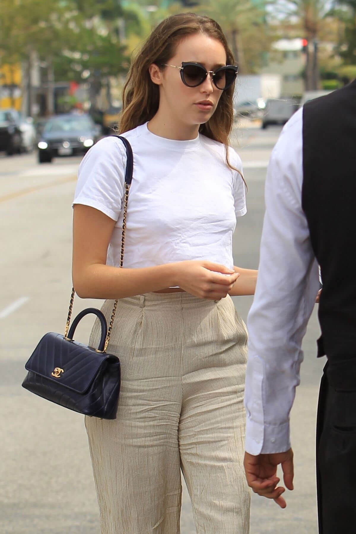 Alycia Debnam Carey Stills Out and About in Beverly Hills