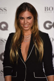 Amber Le Bon Stills at GQ Men of the Year Awards 2017 in London