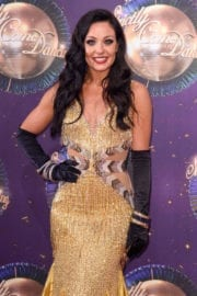 Amy Dowden Stills at BBC Strictly Come Dancing 2017 Launch in London