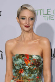 Andrea Riseborough Stills at Battle of the Sexes Premiere in Los Angeles