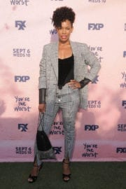Angela Lewis Stills at You're the Worst Premiere in Los Angeles