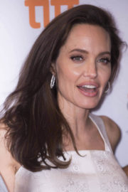 Angelina Jolie at The Breadwinner Premiere at 2017 TIFF in Toronto