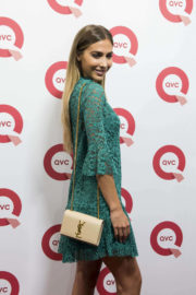 Ann-Kathrin Brommel Stills at QVC Vogue Fashion Night in Dusseldorf