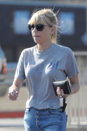 Anna Faris Stills Emerges for the First Time Since Filing for Divorce with Chris Pratt